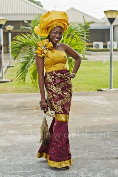 Nigerian Wedding 30 Gorgeous Igbo Traditional Bridal