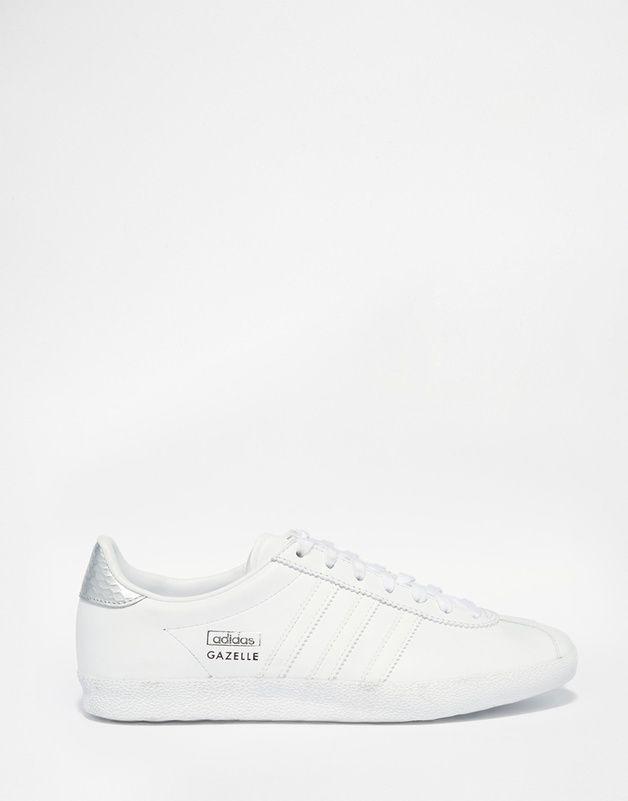 Adidas Gazelle baskets blanche
