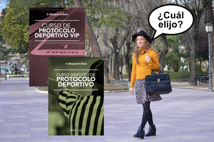 Aprende a Organizar Eventos con mi nuevo Curso Gratuito Online de Protocolo Deportivo, te dejo toda la información en el post de hoy http://bit.ly/1S362rh  Para suscribirte pincha aquí: http://bit.ly/1WmQxk1