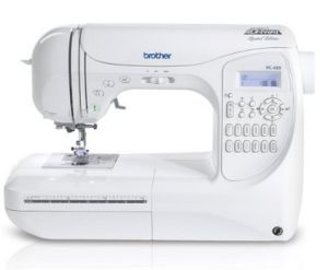 Brother Project Runway PC420PRW