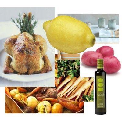 Jerry seinfeld wife chicken recipe