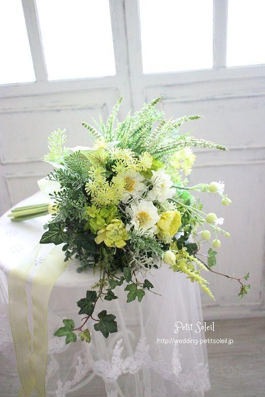 【アーティフィシャルフラワー(造花)のナチュラルクラッチブーケ】野の花風の造花をナチュラルに束ねたクラッチブーケ。☆装花・ブーケのデザインをもっとご覧になりたい方は・・・http://petit-soleil.wix.com/petit-soleil ウェディング会場装花、ブーケのお見積り・お問合せはコチラ会場装花・ブーケのデザイン集はコチラhttp://petit-soleil.wix.com/petit-soleil 「ウェディング会場装花」よく頂く質問はコチラ http://peti...