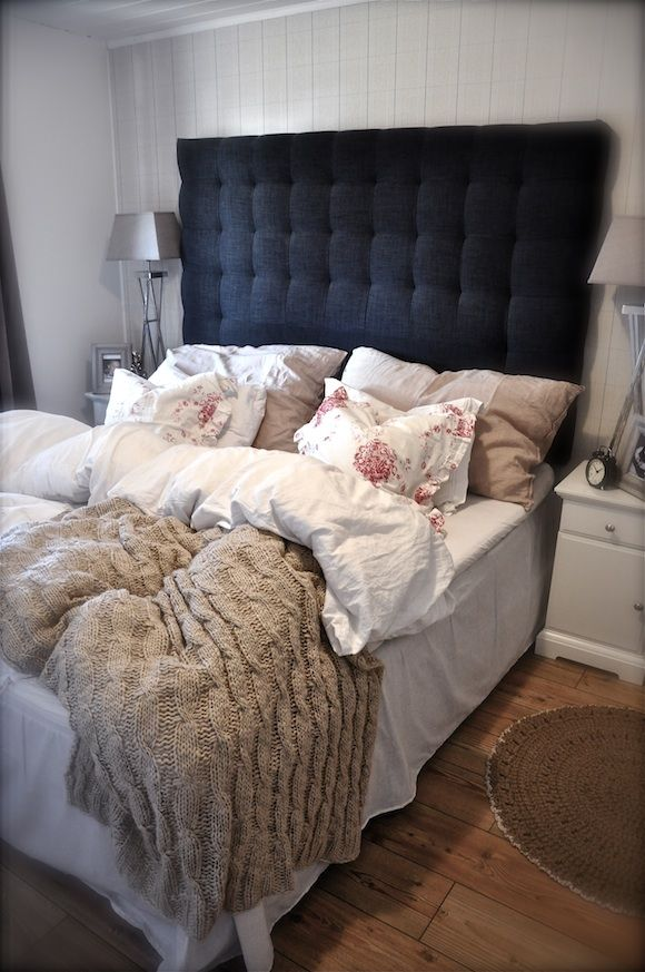 Best 63 Best Images About Tufted Headboards On Pinterest Head 640 x 480
