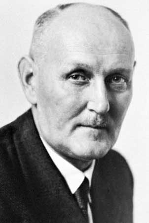 """Gerhard Domagk (1895-1964) 