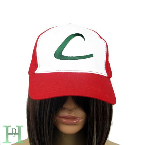 New #pokemon ash ketchum red hat cap trainer #cosplay #fancy dress costume uk fas,  View more on the LINK: http://www.zeppy.io/product/gb/2/351549505641/