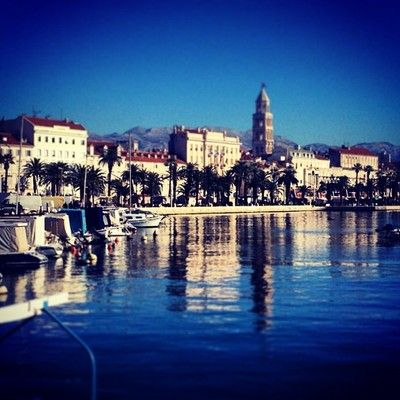 Udica #Split,  #Croatia #travel