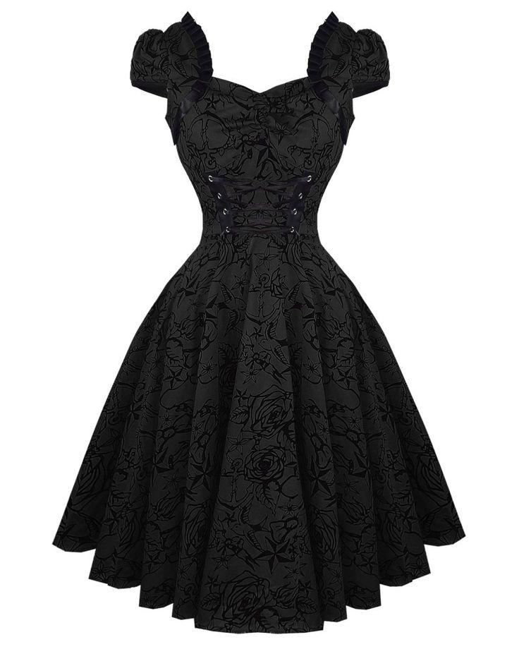 vestido gotico                                                                                                                                                                                 Mais