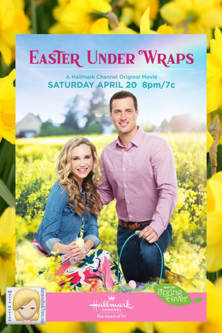 Easter Under Wraps Hallmark channel, Hallmark christmas