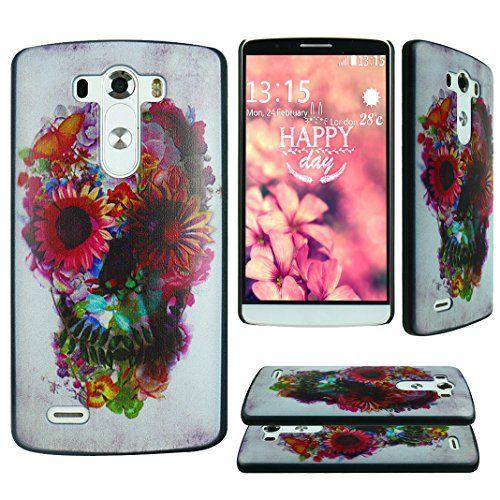 Asnlove per LG G3 D855 Cover in policarbonato plastica rigida posteriore protettivo custodie e telefono case designo vari colores-Cranio colorato Asnlove http://www.amazon.it/dp/B00X7J8396/ref=cm_sw_r_pi_dp_WlNFwb0VNEW99