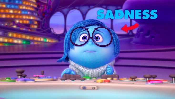 """Get to Know your """"Inside Out"""" Emotions: Sadness"""