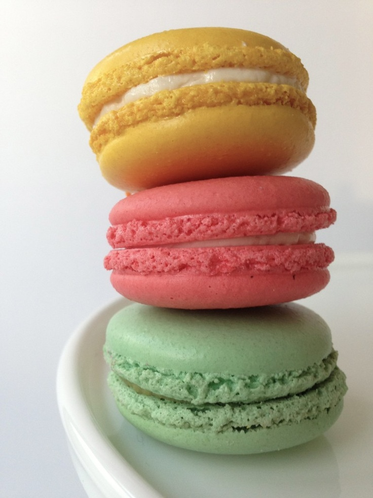 Learn how to (successfully) make macaroons