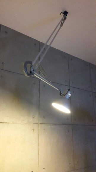 Ceeling deski lamp