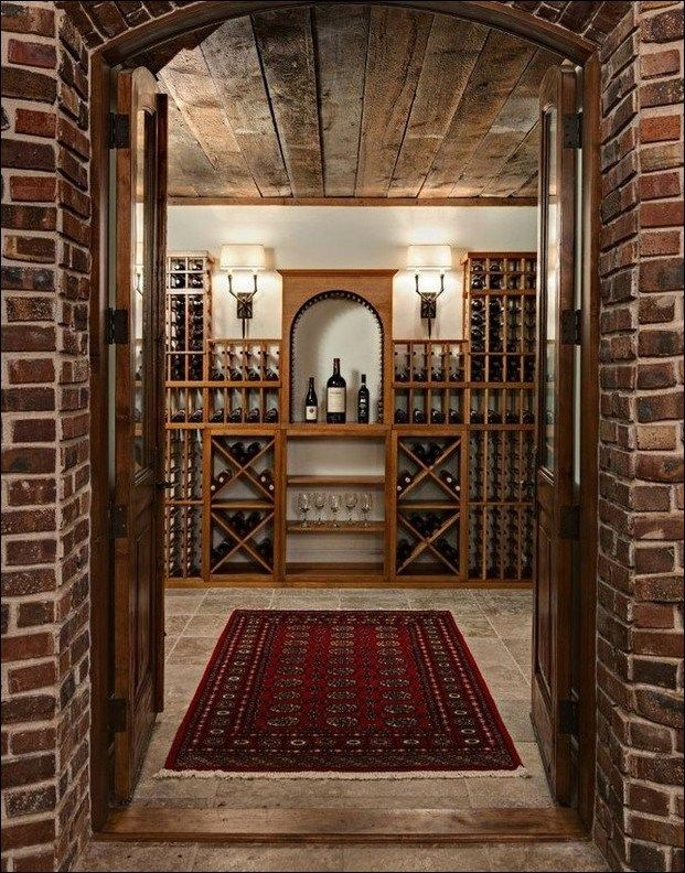 Best 25+ Home wine cellars ideas on Pinterest | Cellar, Man cave bar and  stools and Wood barrel ideas