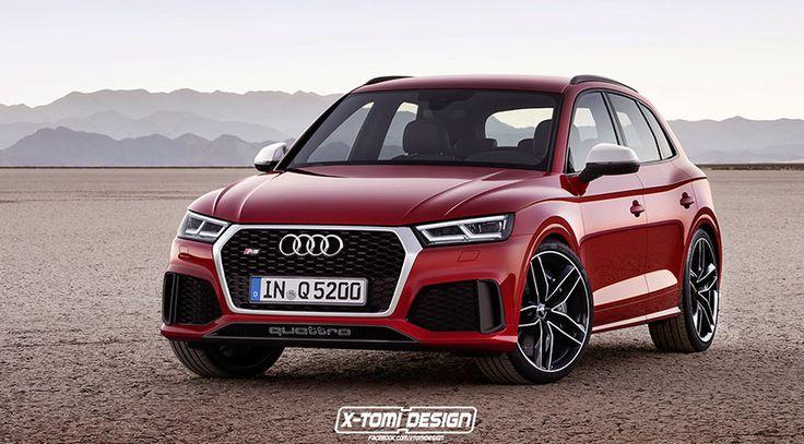 X-Tomi Design nos muestra este render del Audi RS Q5 # Aún estamos con la resaca informativa del Salón del Automóvil de París, que fue inaugurado para los medios de comunicación el pasado día 29 de septiembre, y ya ha quien se aventura a imaginar posibles ... »