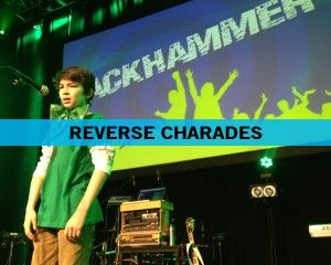 Reverse Charades - Fun Ninja Youth Group Games   Fun Ninja Youth Group Games