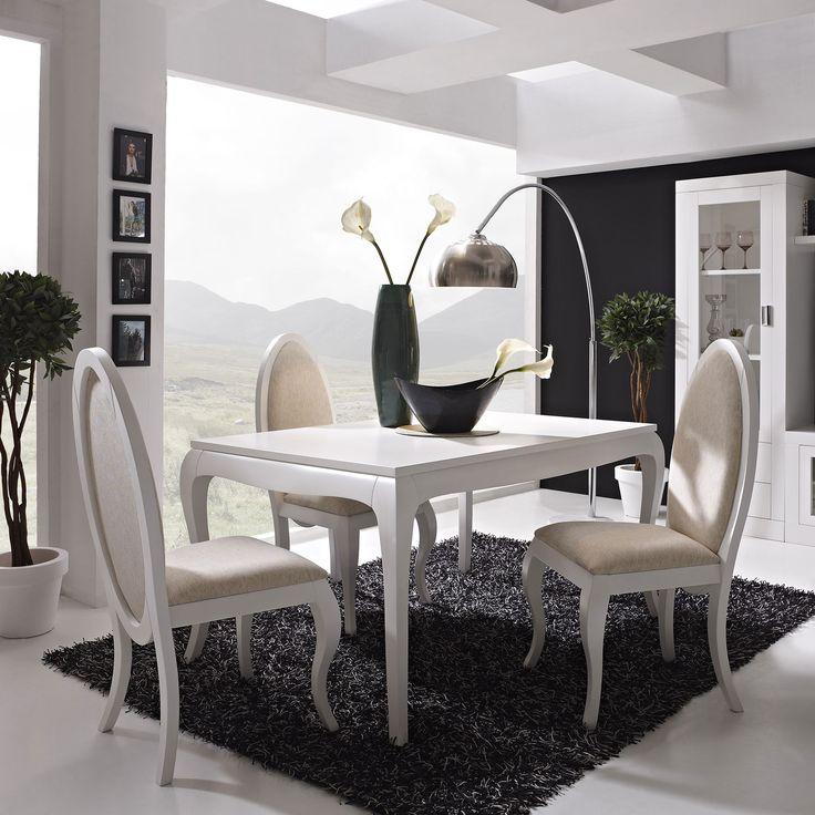 Mesa de Comedor y Sillas Isabelinas. En mueblesidecoracion.com encontrará infinidad de modelos de mesas y sillas. Consulte nuestro catálogo en http://mueblesidecoracion.com/es/28-mesas-de-comedor