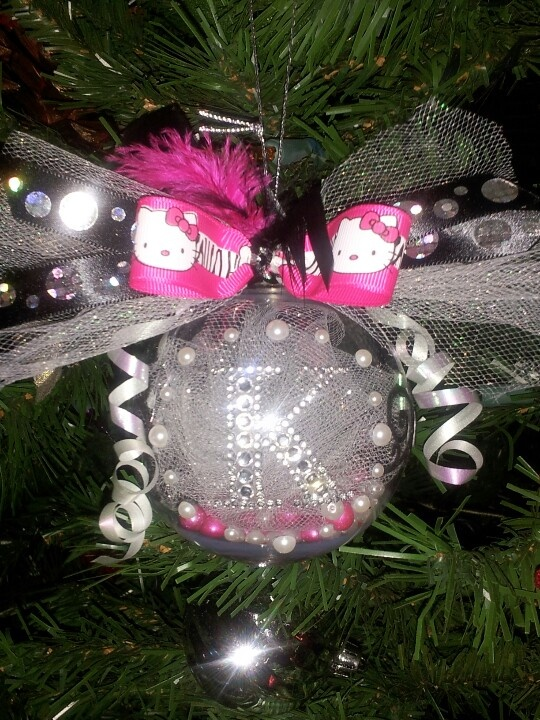 First Christmas Tree Ornament