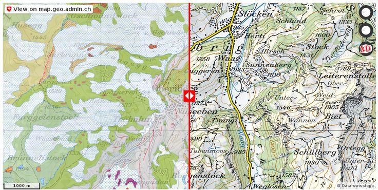 Oberiberg SZ Geologie Boden http://ift.tt/2yDnBQa #infographic #GeoSpatial