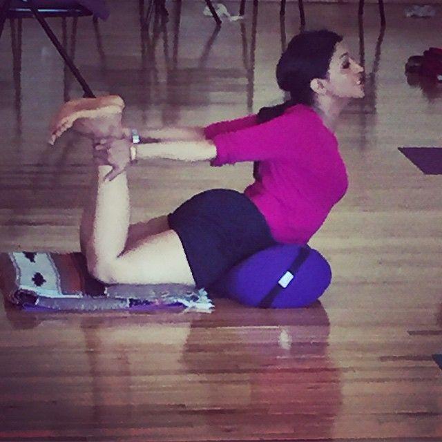 "43 Likes, 1 Comments - Iyengar Yoga Center Denver (@iyengardenver) on Instagram: ""#inspiration #iyengaryoga #devkidesai #omsatyaom"""