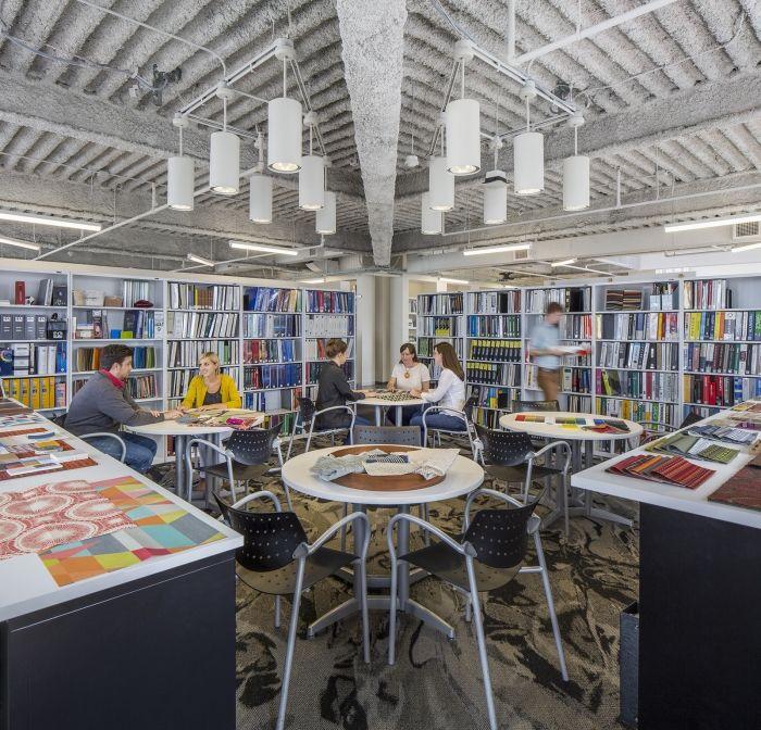 Office Tour Lord Aeck Sargent Offices Atlanta Modern OfficesAtlanta GeorgiaRetail Store DesignInterior