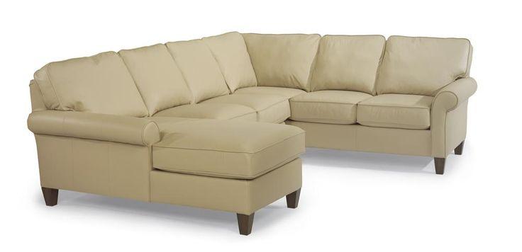 Westside Sectional Sofa By Flexsteel A Popular Smallish