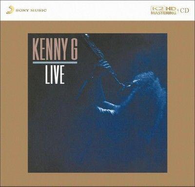 Kenny G - Kenny G Live (CD)