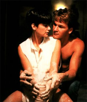 want to take a pottery class one day because of this movie, just need Unchained Melody playing in the background!