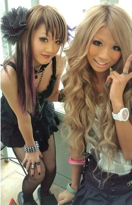 1000 Images About Aina Tanaka On Pinterest Gyaru The