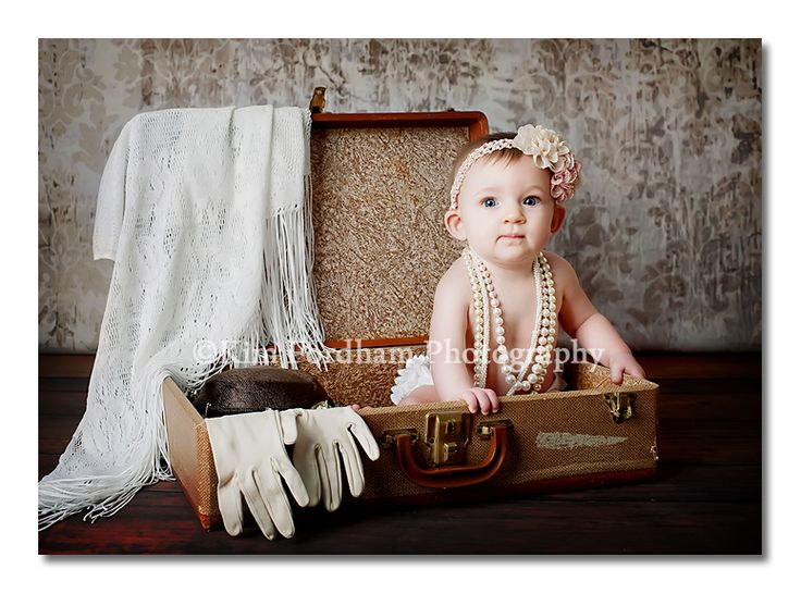 25 Best Ideas About Vintage Baby Photography On Pinterest
