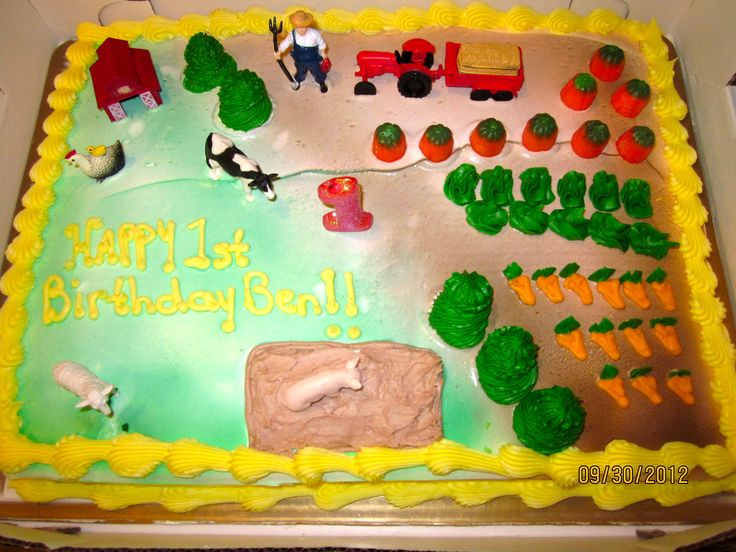 Bj S Cake Decoration Packet : 64 Best images about Cakes on Pinterest Tractor cakes ...