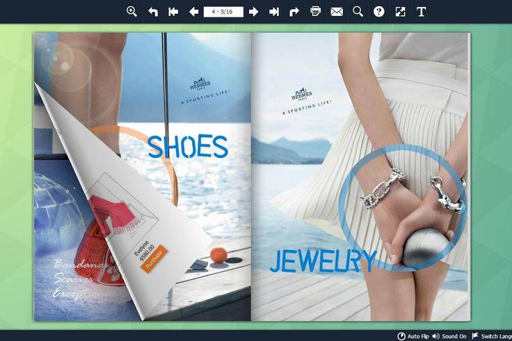 Scintillating Best Digital Brochure Maker Software – Flip PDF