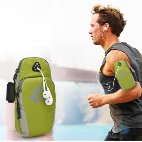 FREE-KNIGHT-Sport-Armband-Case-Zippered-Fitness-Running-Arm-Band-Bag-Pouch-Joggi