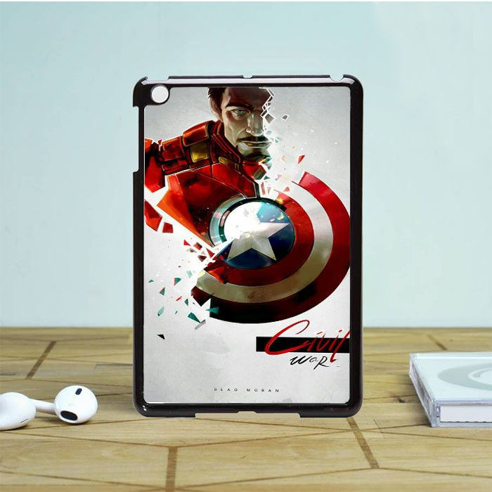 civil war blod moran iPad Mini 2 Case Dewantary