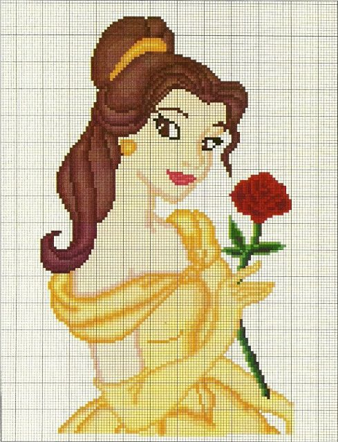 ♥Meus Gráficos De Ponto Cruz♥: Disney