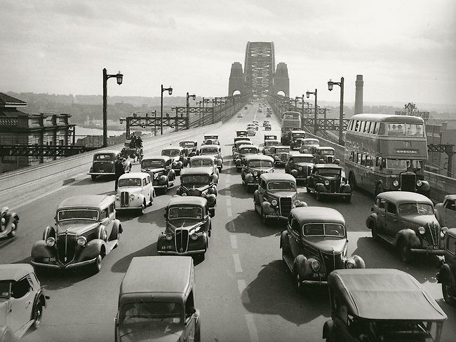 AUSTRALIA'S greatest photographer had a passionate, lifelong love affair with the city of his birth.