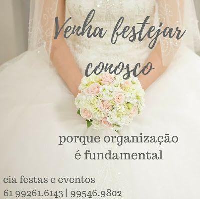cia festas e eventos - Blog de Casamentos - Jo Marim: Onde nos encontrar!