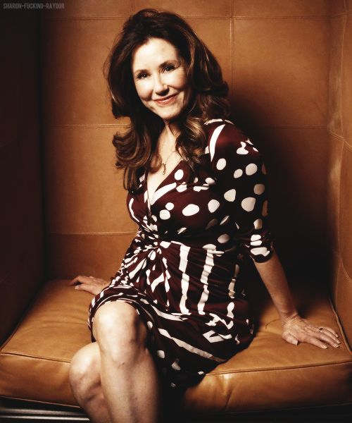 Mary McDonnell Of Dances With Wolves , Battlestar Galactica, & most recently Major Crimes
