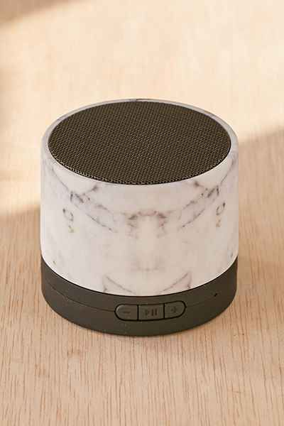 Mini Bluetooth Marble Speaker - Urban Outfitters