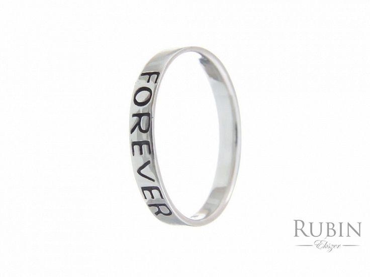 Forever Friends ezüst gyűrű