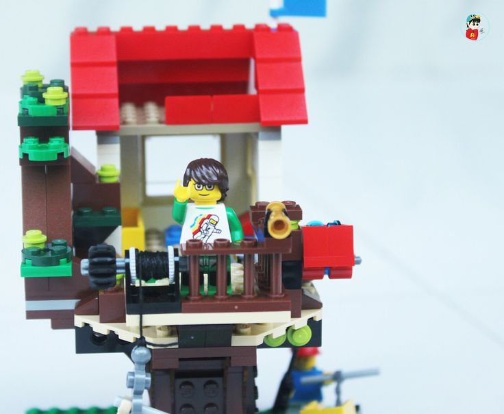 Welcome to my house ~ Lego creator