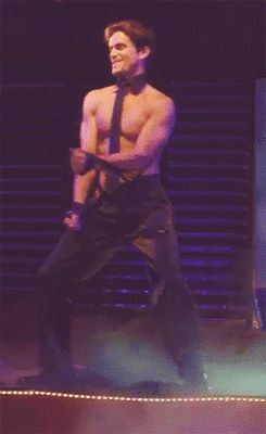 "I was just listening ""Countdown-Beyoncé"" when this GIF appeared... coincidence? Move those hips Bomer!"