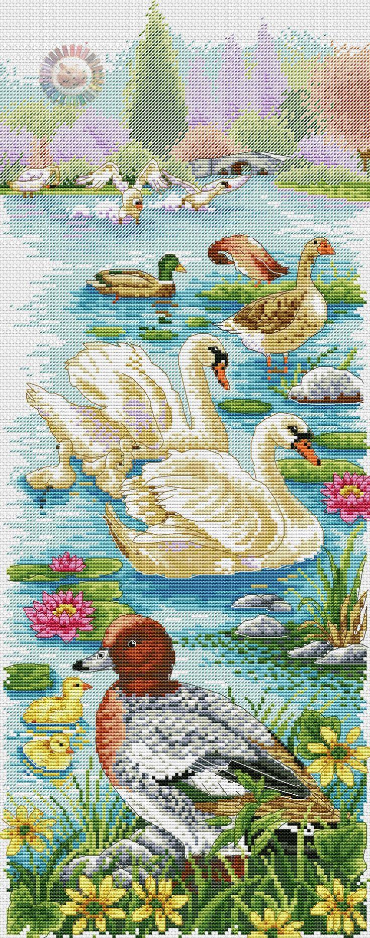 Гуси-лебеди 7