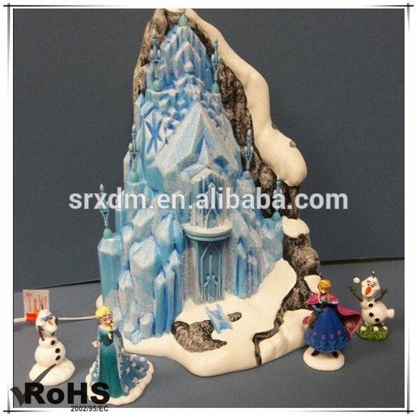 97 best FROZEN Castillo images on Pinterest  Frozen party Frozen