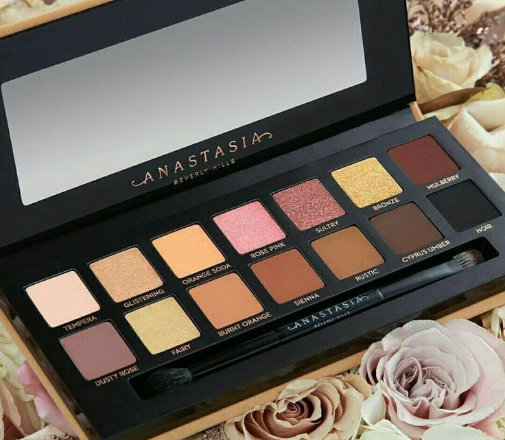 Soft Glam - Anastasia Beverly Hills.