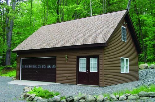 Best 25 2 car garage plans ideas on pinterest garage for 4 car garage with loft apartment