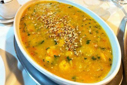 Receita de Bobó de camarão tradicional em receitas de crustaceos, veja essa e outras receitas aqui!