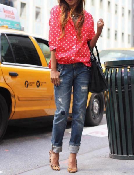 Boyfriend jeans <3