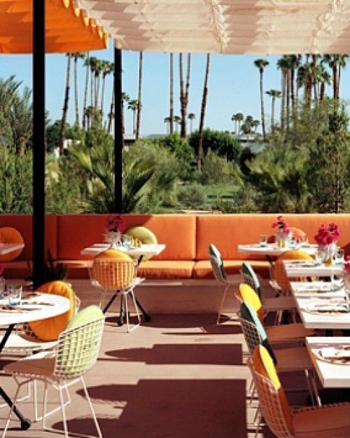 9 best too haute to eat in the desert images on pinterest for Jonathan adler hotel palm springs
