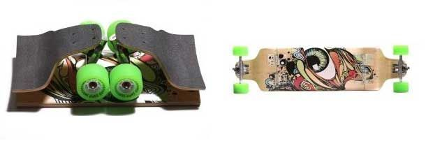 Snap Longboard – The Foldable (Long) Skateboard on Steroids! http://coolpile.com/rides-magazine/snap-longboard-foldable-long-skateboard-steroids/ via @CoolPile.com $139