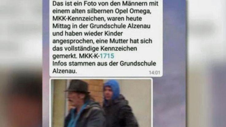 Unschuldig am Pranger: Zwei Männer wehren sich gegen Verleumdung bei Facebook